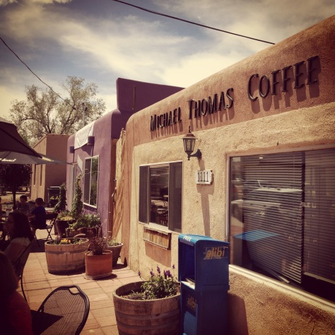 Michael Thomas Coffee now has a new neighbor: a gluten free bakery!