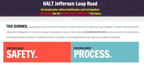 Click this image to visit HaltTheLoop.com