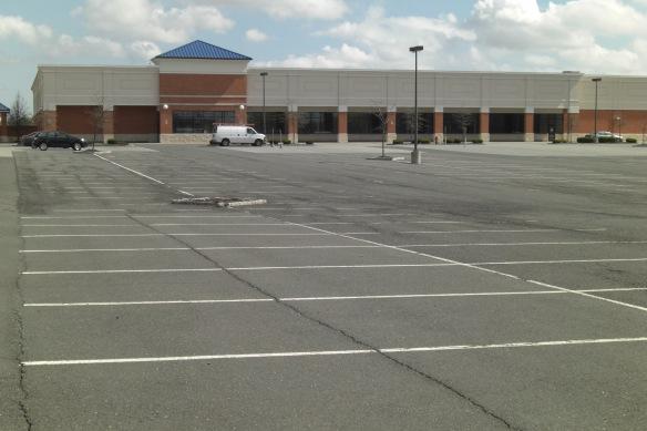 murica parking lot